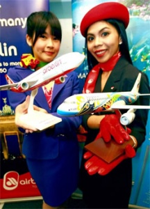 Bangkok Airways-Air Berlin announce codeshare agreement