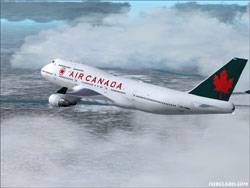 Air Canada reports record load factor for August