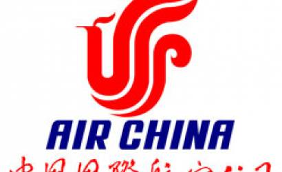 Air China celebrates with Beijing Airport in reaching 60 Million passengers