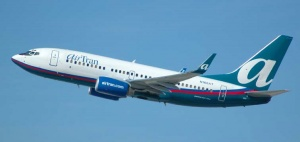 AirTran Airways adds non-stop flights between Wichita and Orlando
