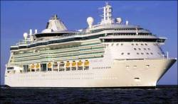 Royal Caribbean International's 'Brilliance of the Seas' sets sail on inaugural mid east voyage