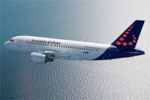 Brussels Airlines launches third daily flight from Bristol