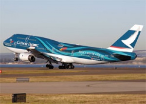 Cathay Pacific signs agreement with boeing to purchase 6 more 777-300er aircraft