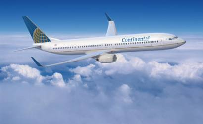 Continental Airlines Boeing 777 International Flights now have flat-bed businessfirst seats