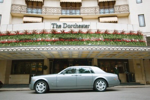 Behind the scenes access to the Dorchester for Open House London