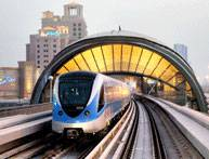 ABB powers first automated metro system in the Middle East