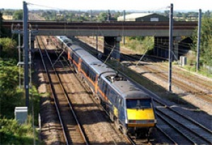 UK train performance dips in October