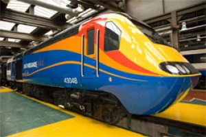 Fuel technology trial on East Midlands Trains drives greener trains