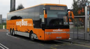 easyBus to the rescue at Gatwick North Terminal