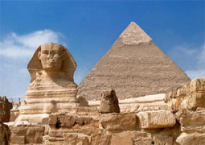 Visit the Land Of Sun, Sea and the Mysterious Sphinx