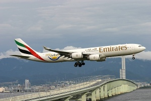 Emirates produces new Japanese menu to celebrate the launch of Narita