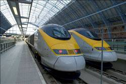 Eurostar expands web content and search to position as travel portal