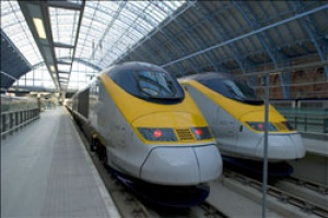 Eurostar releases annual figures for 2009