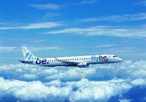 Flybe joins in Yorkshire day celebrations