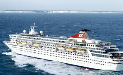 Fred. Olsen Cruise Lines raise funds for Haiti