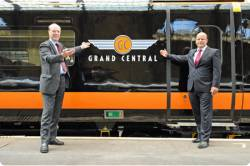 Grand Central signs up three additional trains for new service