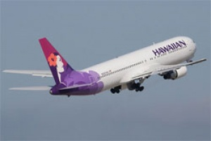 Hawaiian Airlines sets record with 8.3 million passengers in 2009