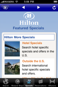 Why build an app? +400% increase in mobile revenue each month – Hilton