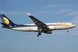 Jet Airways registers impressive growth for fourth consecutive month