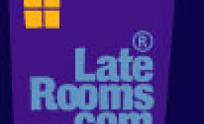 laterooms.com sponsors channel 4 travel programming