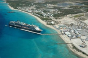 Caribbeans newest destination $62 million Mahogany Bay Cruise Center in Roatan officially opens
