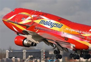 Malaysia Airlines offers six more UK and Ireland destinations online