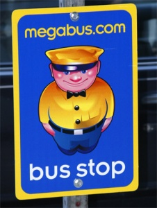 Megabus.com offers alternative travel for passengers affected by flight disruption
