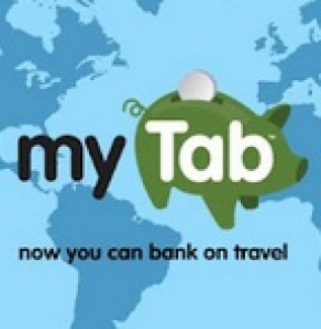 myTab check In travel app connects Facebook friends