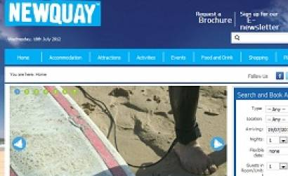 VisitNewquay launches website