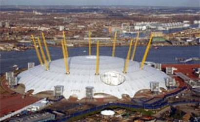 London O2 is 'world's most popular'