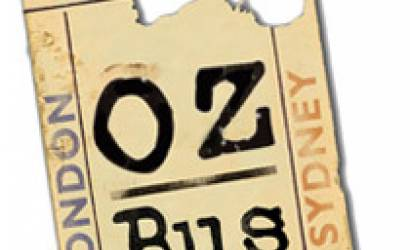 Oz-Bus heads for South America & Carnival