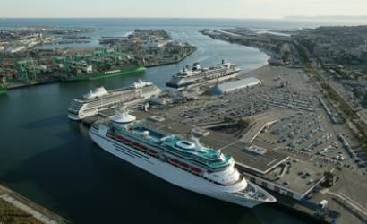 Port of Los Angeles wraps up most successful summer