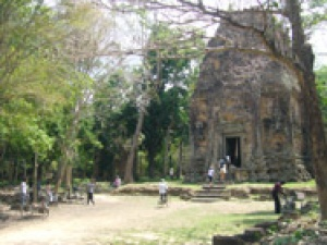 Forgotten Pre-Angkor Temples a new attraction in Cambodia
