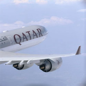 Qatar Airways brings its Boeing 777 to London