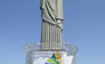 All eyes on Rio as the flag hands over