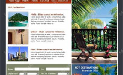 Online Travel website gives the holidaymaker more choice