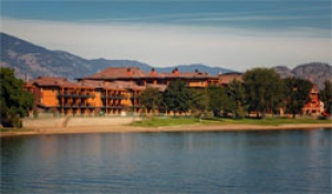 Watermark Beach Resort, set to open OCT 1 2009 in Osoyoos