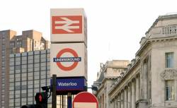 Waterloo station to become art gallery