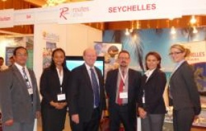 10th Routes Asia opens with Seychelles stand witnessing brisk business