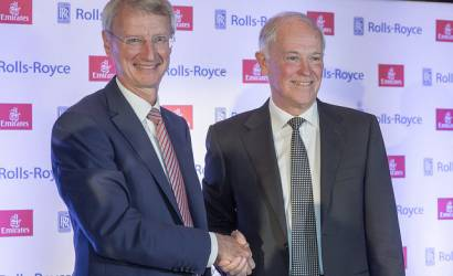 Rolls-Royce wins largest ever order from Emirates