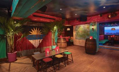 Antigua & Barbuda beach bar opens in the heart of Soho, London