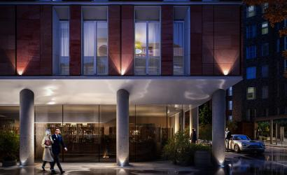 City Developments wins approval for Pavilion Road hotel in London