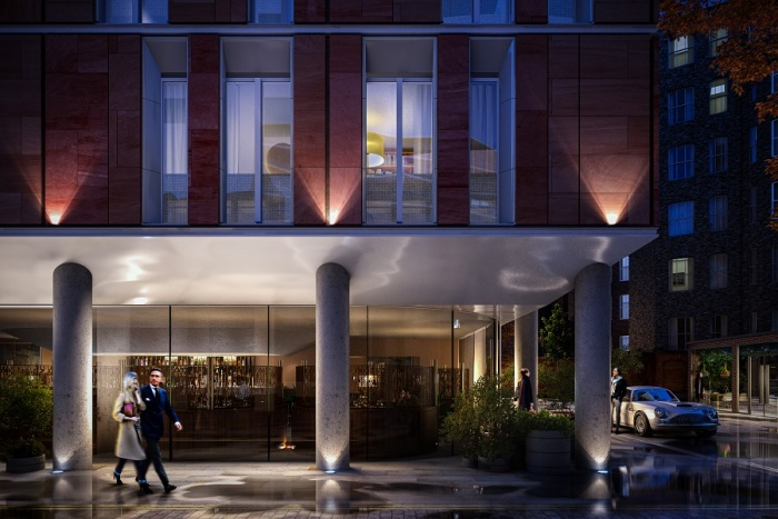 News: City Developments wins approval for Pavilion Road hotel in London - breaking travel news