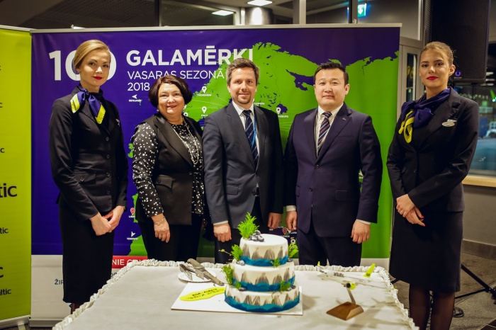 airBaltic launches new flights to Almaty, Kazakhstan