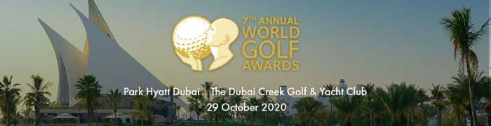 World Golf Awards headed to Dubai next month