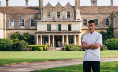 Restaurant Hywel Jones by Lucknam Park to reopen this week