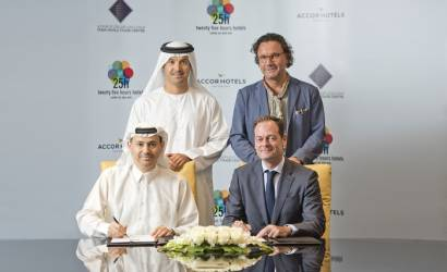 25hours Hotels signs for first property in Dubai