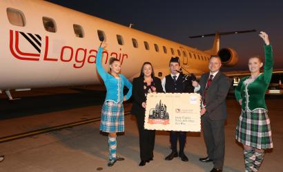 Loganair launches London Stansted-Derry route