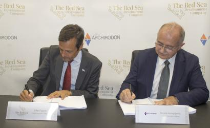 Red Sea Development Company awards key construction contract