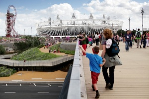 Breaking Travel News investigates: What next for the Olympic Park?